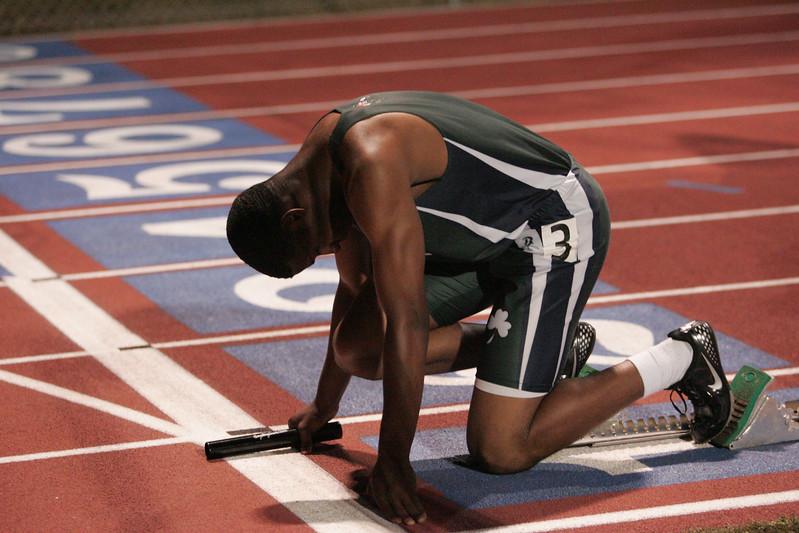 Boys 4 X100 Meter Finals-7186
