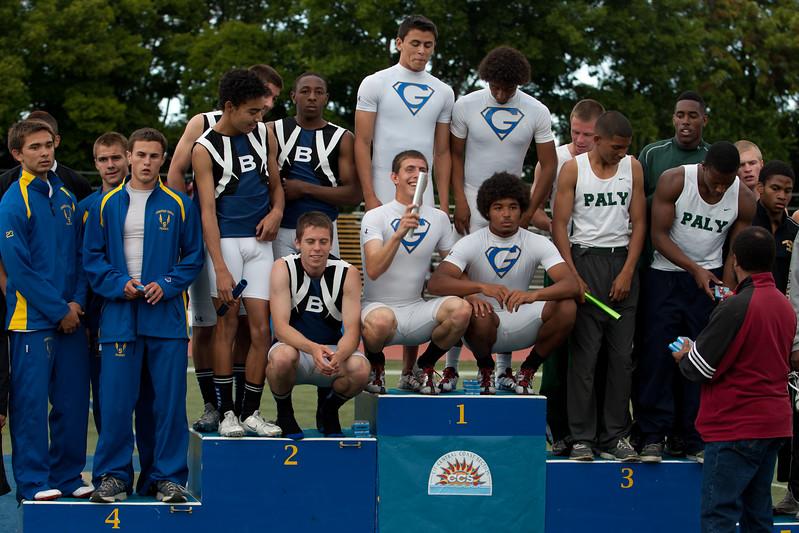 Boys 4 X100 Meter Finals-6165