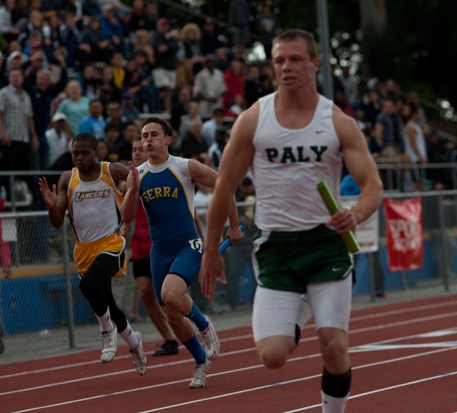 Boys 4 X100 Meter Finals-6139