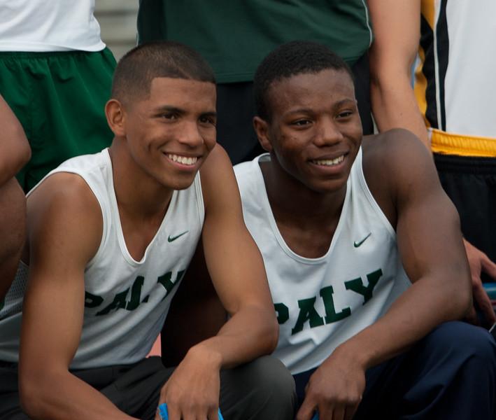 Boys 4 X100 Meter Finals-6171