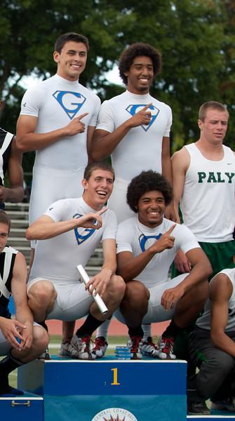 Boys 4 X100 Meter Finals-6167