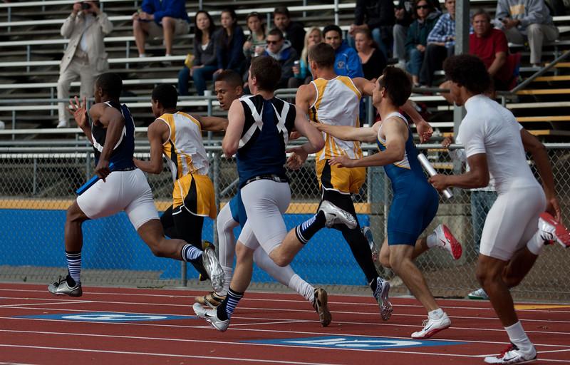 Boys 4 X100 Meter Finals-6129