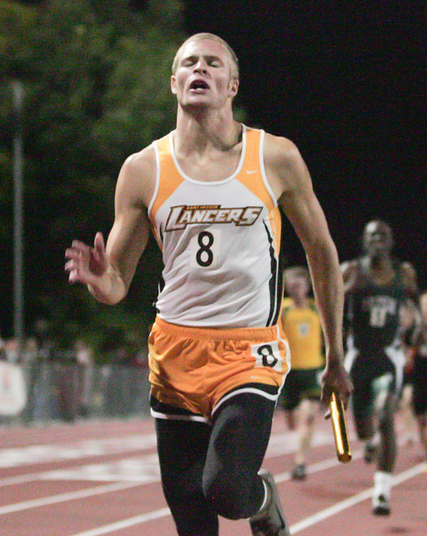 Boys 4 X100 Meter Finals-7216