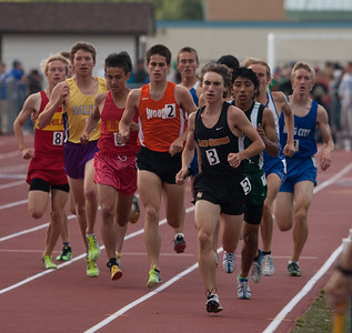 Boys 1600 Meter Finals