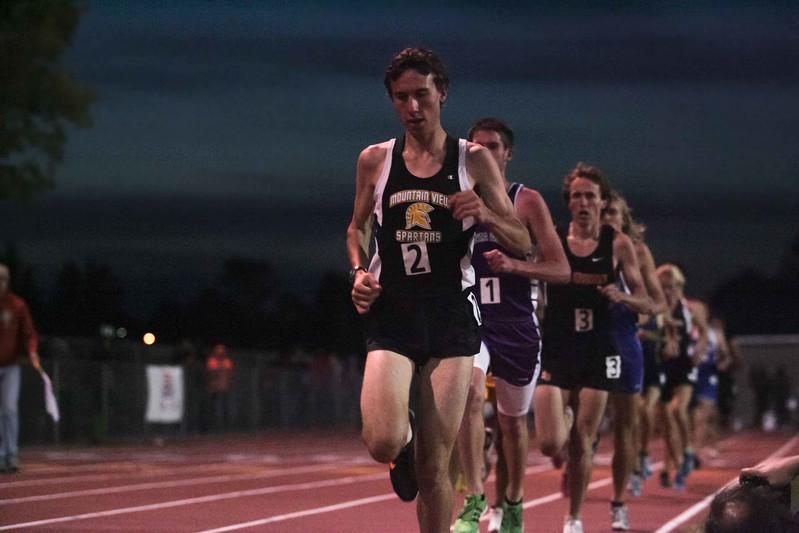 Boys 3200 Meter Finals-7081