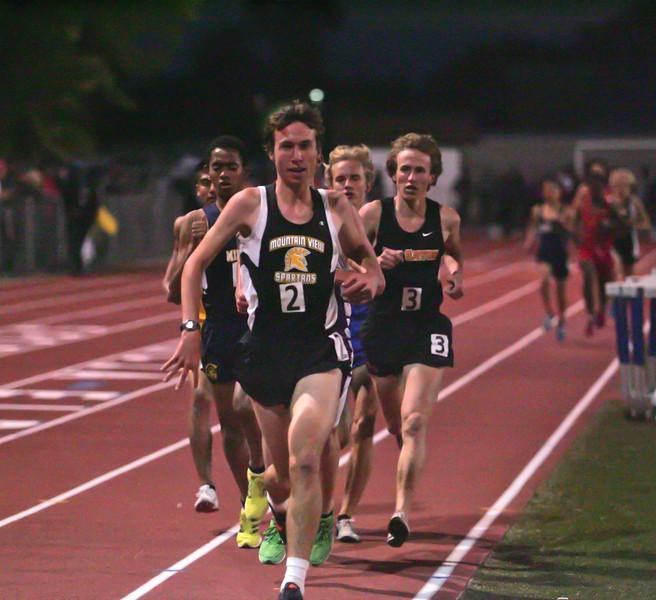 Boys 3200 Meter Finals-7085