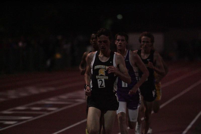 Boys 3200 Meter Finals-7093