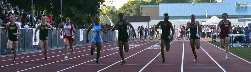 Girls 100 Meter Finals-6597