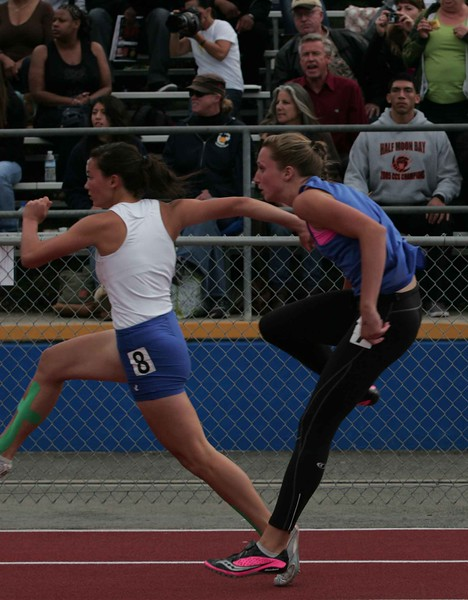 Girls 100 M Hurdles Finals-6380