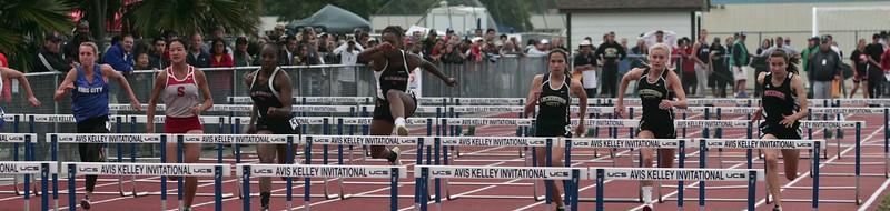 Girls 100 M Hurdles Finals-6364