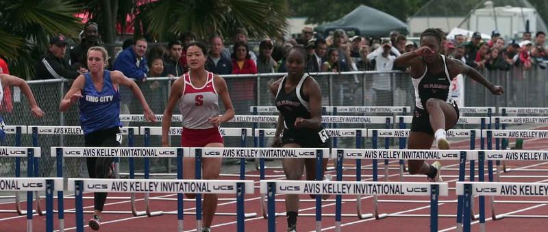 Girls 100 M Hurdles Finals-6364-2