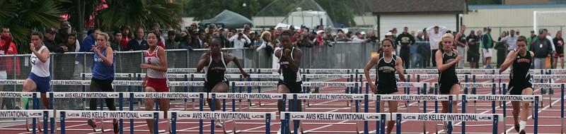 Girls 100 M Hurdles Finals-6362