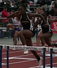 Girls 100 M Hurdles Finals-6371
