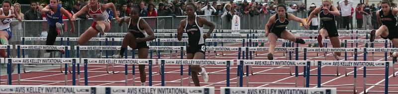Girls 100 M Hurdles Finals-6366
