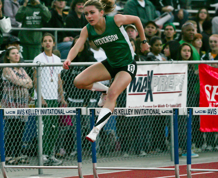 Girls 300 Meter Hurdles Finals-6877