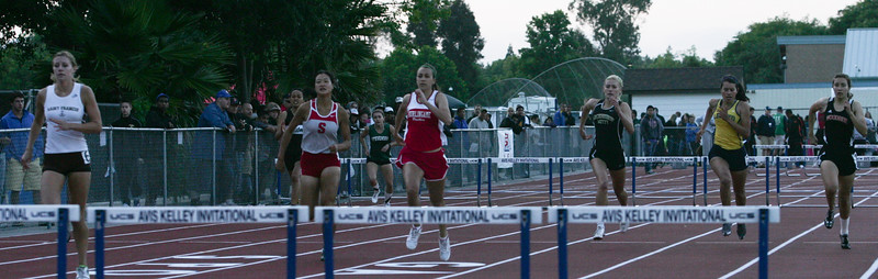 Girls 300 Meter Hurdles Finals-6869