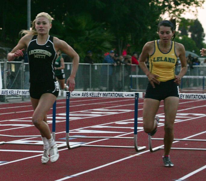 Girls 300 Meter Hurdles Finals-6874