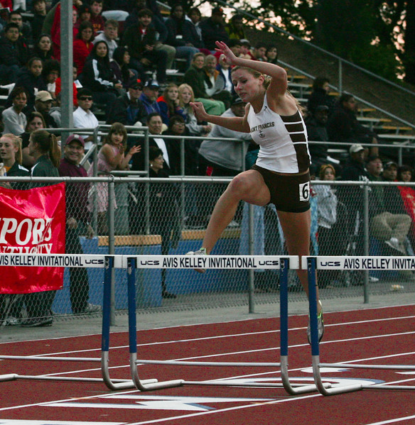 Girls 300 Meter Hurdles Finals-6870