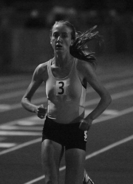 Girls 3200 Meter Finals-7060