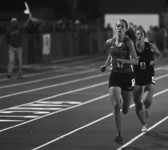 Girls 3200 Meter Finals-7057