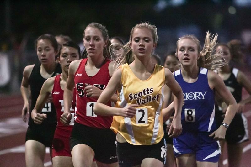 Girls 3200 Meter Finals-7020