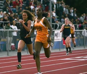 Girls 400 Meter Finals