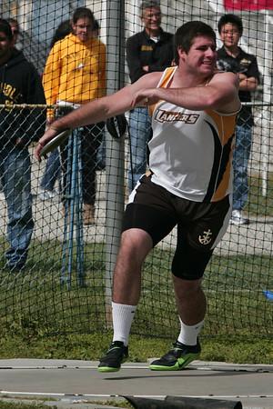 CCS Track Finals, May 27, 2011