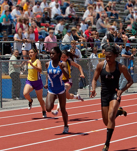 Girls 100 Meter Dash Prelims