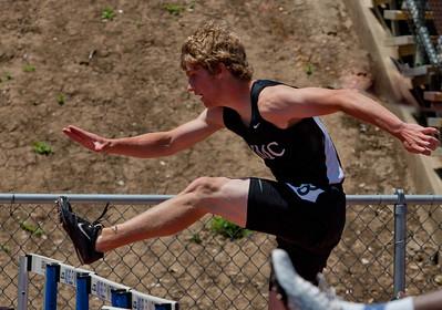Boys 110 Meter Hurdles Prelims