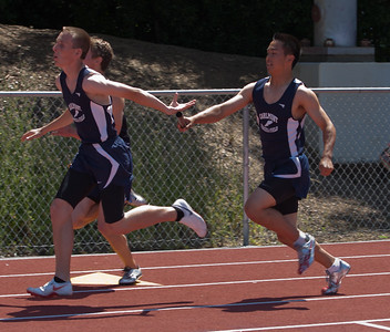 CCS Pelims May 21, 2011 Boys 4 X 100 Meter Relay