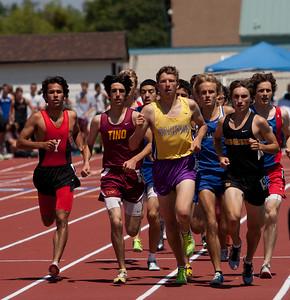 CCS Track Semi-finals, May 21, 2011