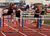 Girls 100 M Hurdles-3876-2