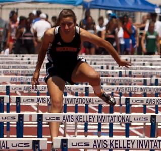 Girls 100 Meter Hurdles Prelims