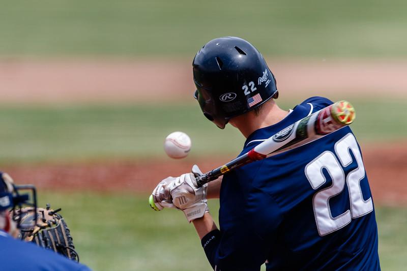CC Varsity Baseball vs Boone Grove