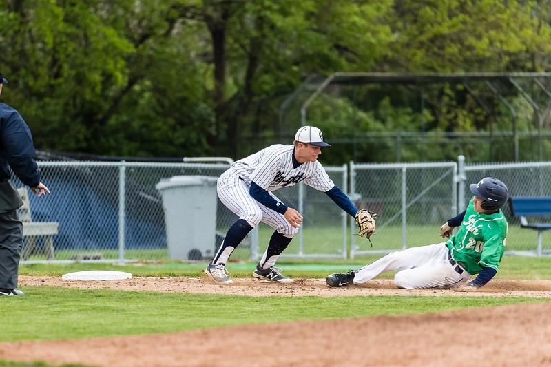 CC Baseball vs Cathedral