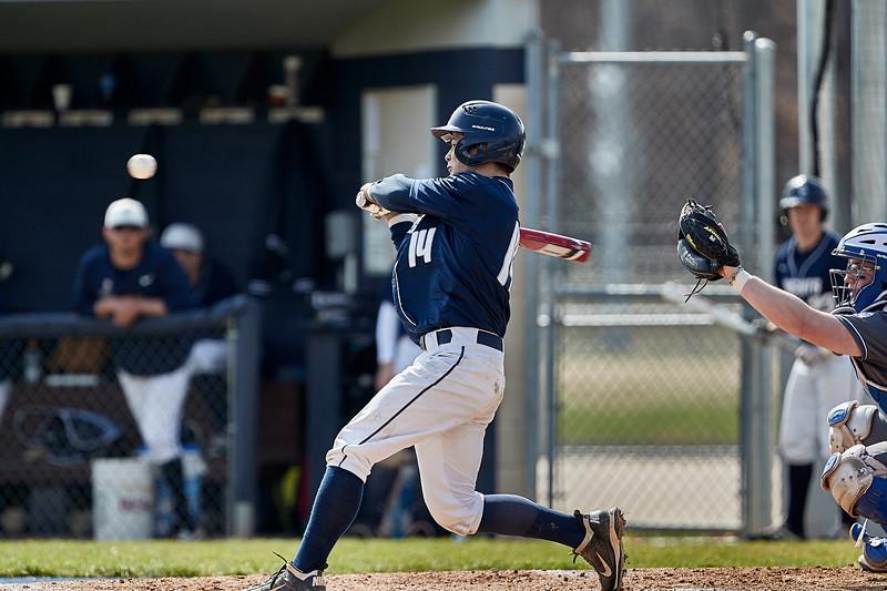 CC Varsity Baseball vs Mishawaka Marian