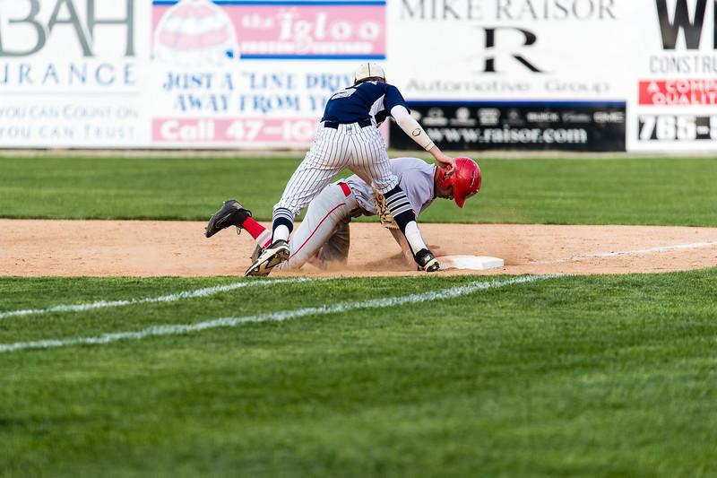 CC Baseball vs West Lafayette