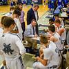CC Boys Varsity Basketball vs Franfort