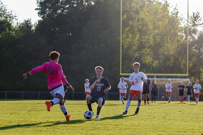 CC Soccer vs