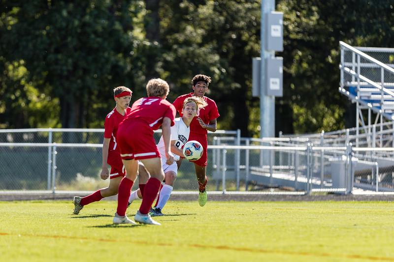 CC Boys Varsity Soccer vs Rensselaer