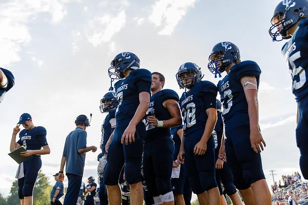 CC Varsity Football vs Tri-West