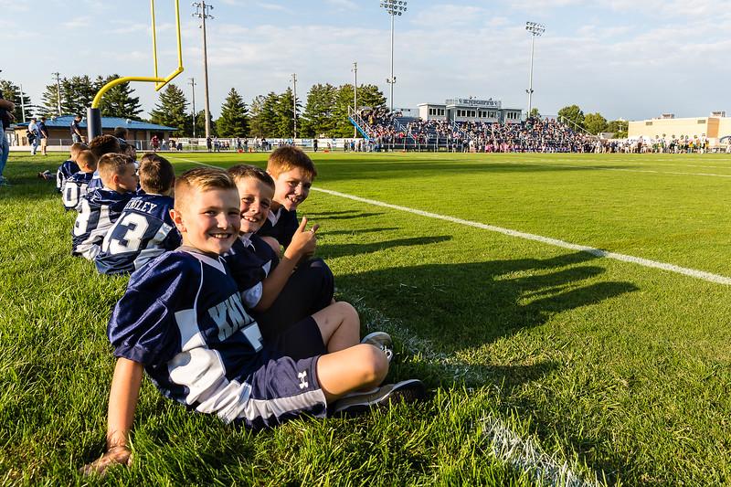 CC Varsity Football vs Benton Central