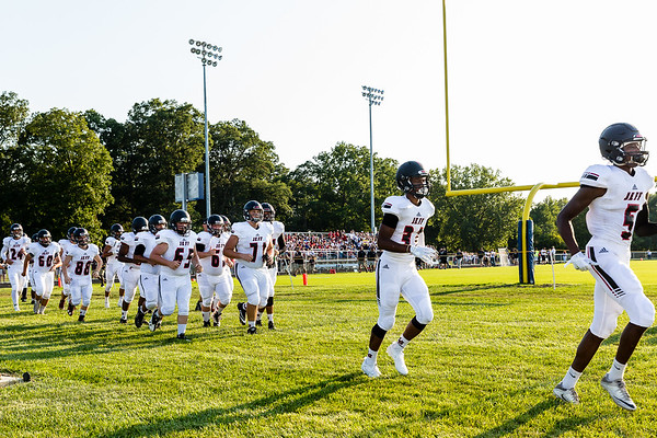 CC Varsity Football vs Lafayette Jefferson