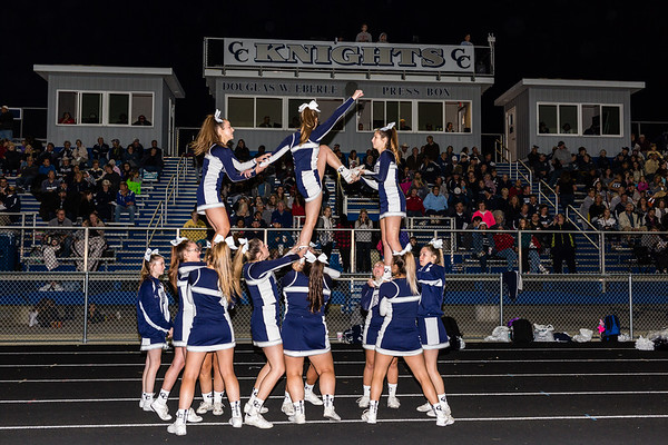 CC Varsity Football vs West Lafayette