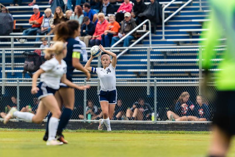 CC Girls Varsity Soccer vs Harrison