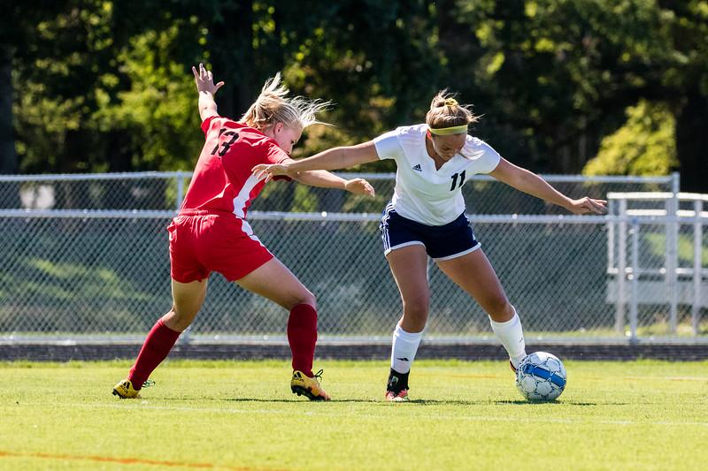 CC Girls Varsity Soccer vs Rensselaer