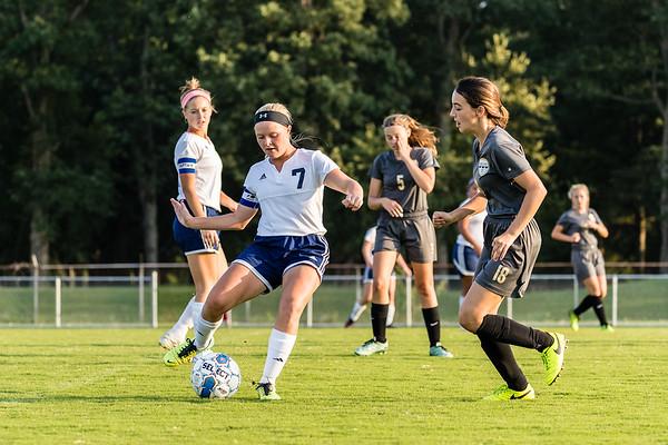CC Varsity Girls Soccer vs Delphi
