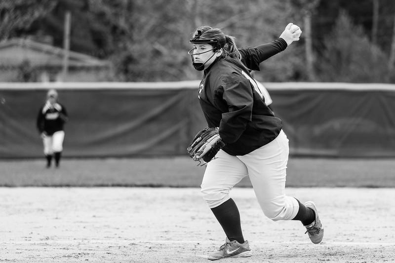 CC Varsity Softball vs Clinton Prairie