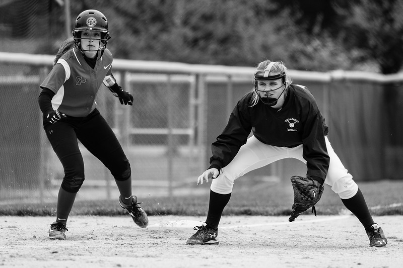 CC Varsity Softball vs Clinton Prairie