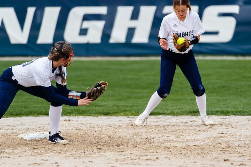 CC Softball vs West Lafayette